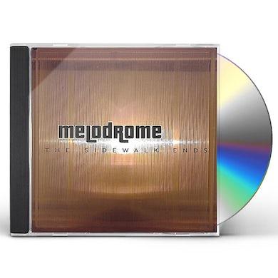 Melodrome SIDEWALK ENDS CD