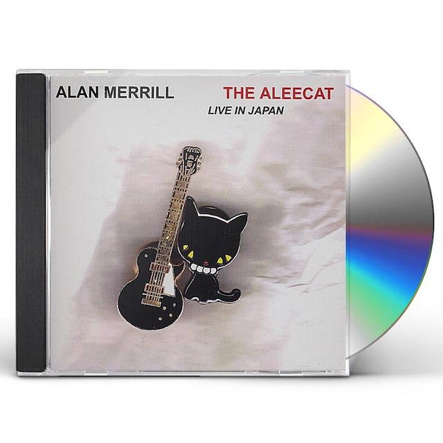 Alan Merrill ALEECAT LIVE IN JAPAN CD