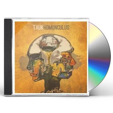 TAUK HOMUNCULUS CD