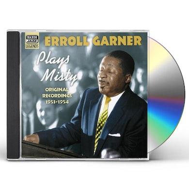 Errol Garner PLAYS MISTY CD