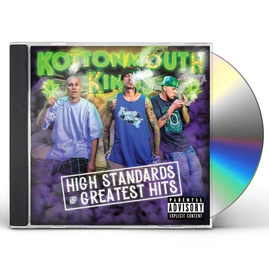 Kottonmouth Kings HIGH STARNDARD & GREATEST HITS CD