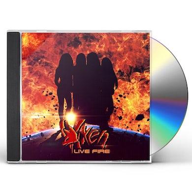 Vixen LIVE FIRE CD