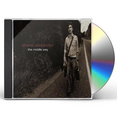 Shane Alexander MIDDLE WAY CD