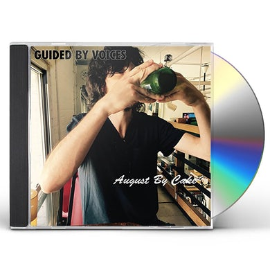 Guided By Voices AUGUST BY CAKE CD