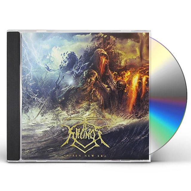 KRONOS ARISEN NEW ERA CD