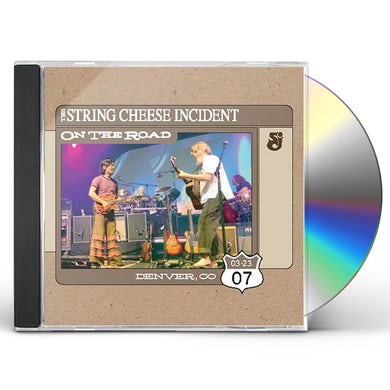 String Cheese Incident ON THE ROAD: DENVER CO 3-23-7 CD