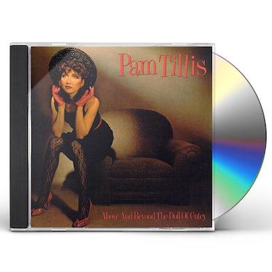 Pam Tillis ABOVE & BEYOND THE DOLL OF CUTEY CD