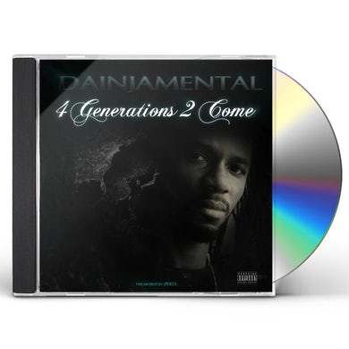 Dainjamental 4 GENERATIONS 2 COME CD