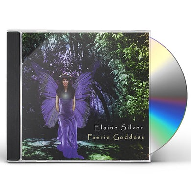 Elaine Silver FAERIE GODDESS CD