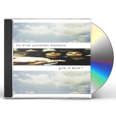 The Brian Jonestown Massacre GIVE IT BACK CD
