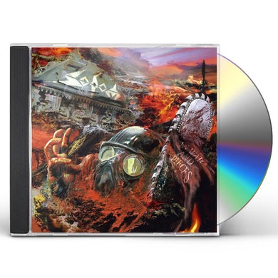 Sodom IN WAR & PIECES CD
