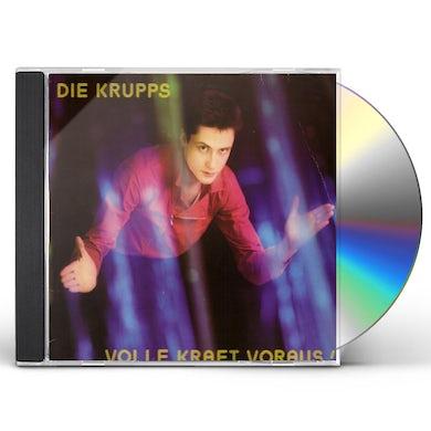 Die Krupps VOLLE KRAFT VORAUS CD