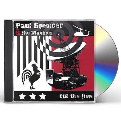 Paul Spencer & The Maxines CUT THE JIVE CD