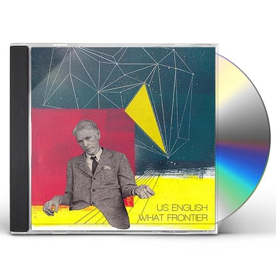 US English WHAT FRONTIER EP CD