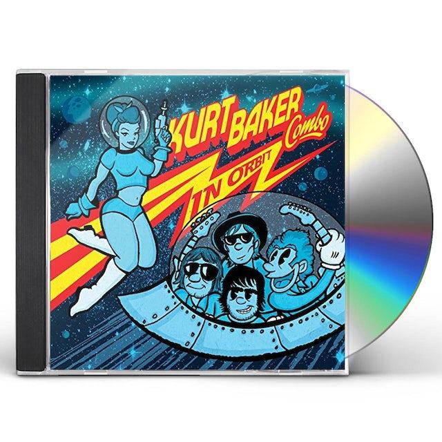 KURT BAKER COMBO IN ORBIT CD