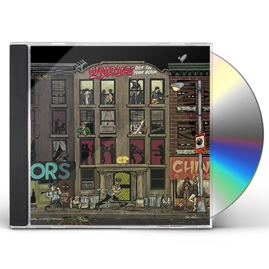 Wyldlife OUT ON YOUR BLOCK CD