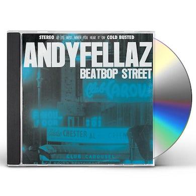 Andyfellaz BEATBOP STREET CD