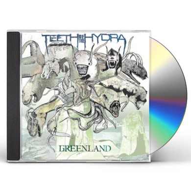 Teeth Of The Hydra GREENLAND CD