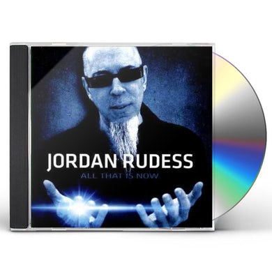 Jordan Rudess ALL THAT IS NOW CD