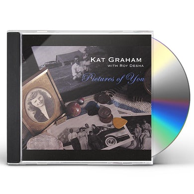 Kat Graham PICTURES OF YOU CD