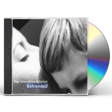 Innocence Mission BEFRIENDED CD