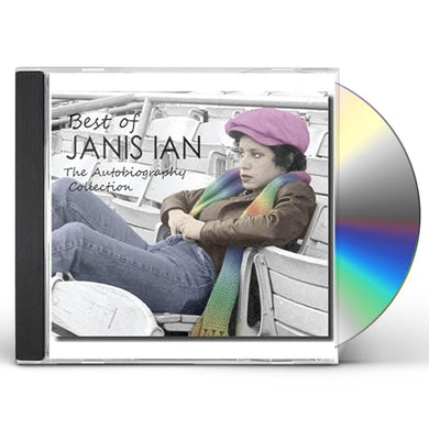 Janis Ian BEST OF: THE AUTOBIOGRAPHY COLLECTION CD