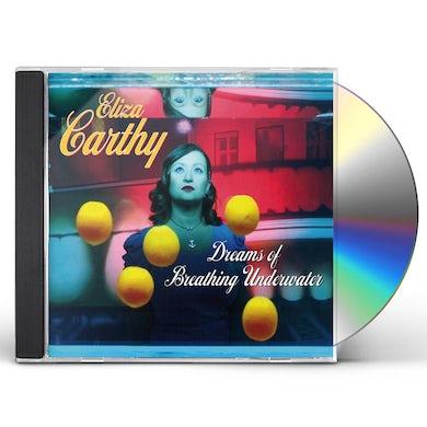 Eliza Carthy DREAMS OF BREATHING UNDERWATER CD