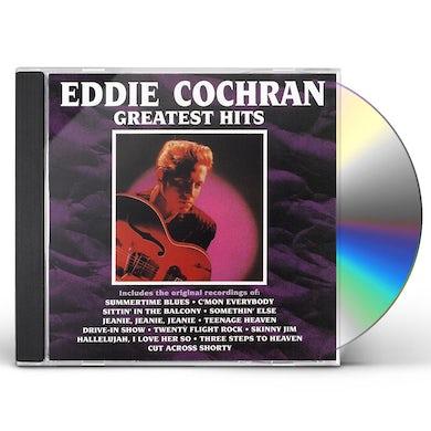 Eddie Cochran GREATEST HITS CD