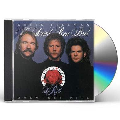 Desert Rose Band GREATEST HITS CD