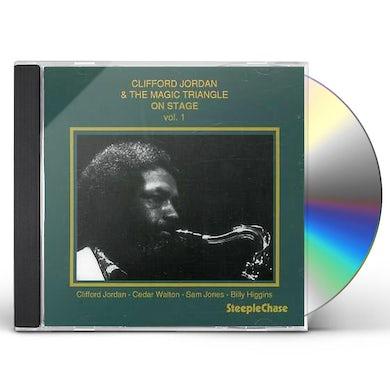 Clifford Jordan ON STAGE 1 CD