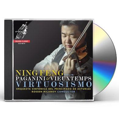 Ning Feng Virtuosismo CD