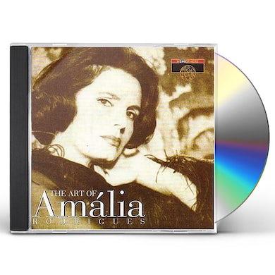 Amalia Rodrigues ART OF AMALIA CD