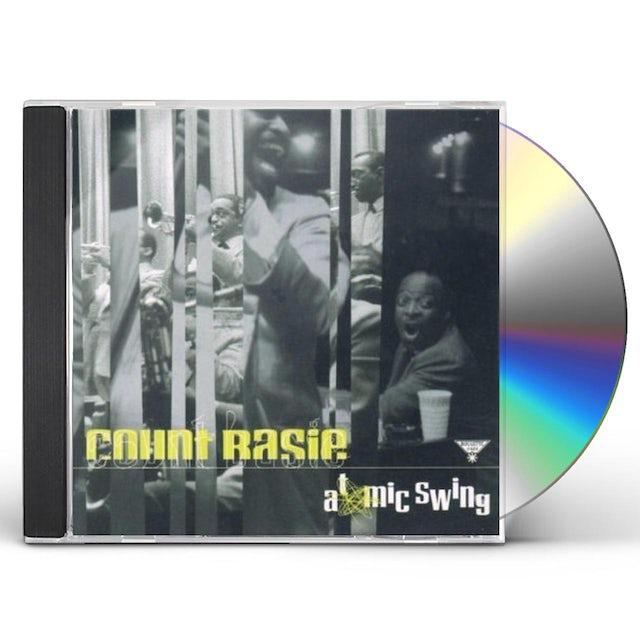 Count Basie ATOMIC SWING CD