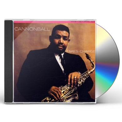 Cannonball Adderley CANNONBALL TAKES CHARGE CD