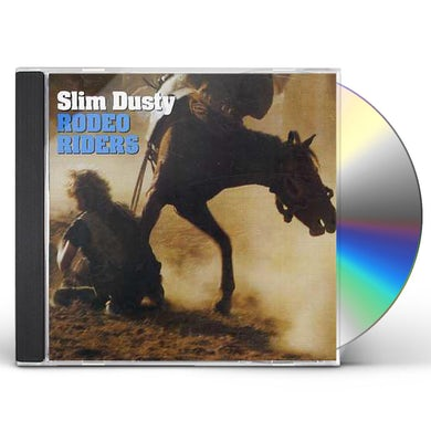 Slim Dusty RODEO RIDERS CD