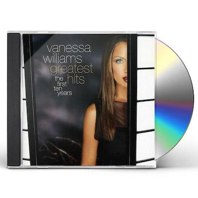 Vanessa Williams GREATEST HITS: FIRST TEN YEARS CD