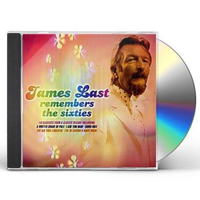 James Last REMEMBERS THE SIXTIES CD