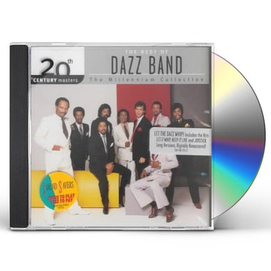 Dazz Band 20TH CENTURY MASTERS: MILLENNIUM COLLECTION CD