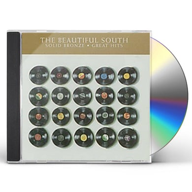 Beautiful South SOLID BRONZE: GREAT HITS CD