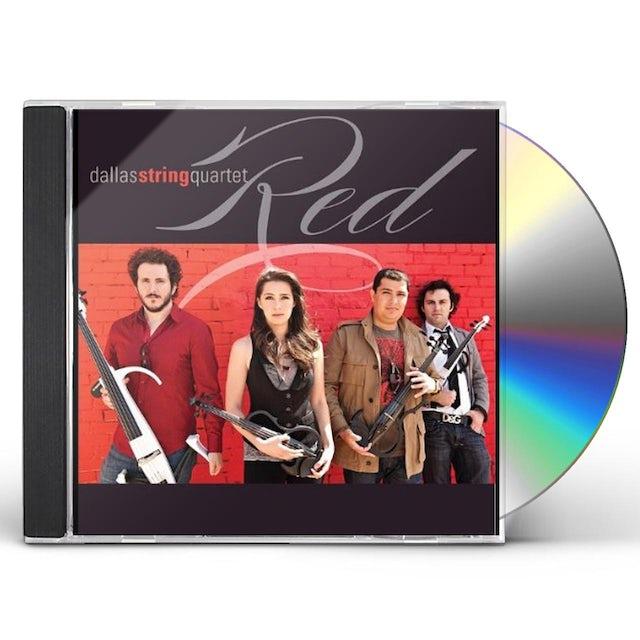 Dallas String Quartet RED CD