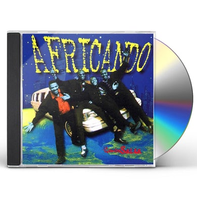 Africando GOMBO SALSA CD
