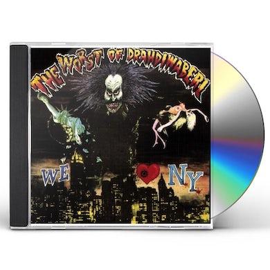 WORST OF DRAHDIWABERL CD