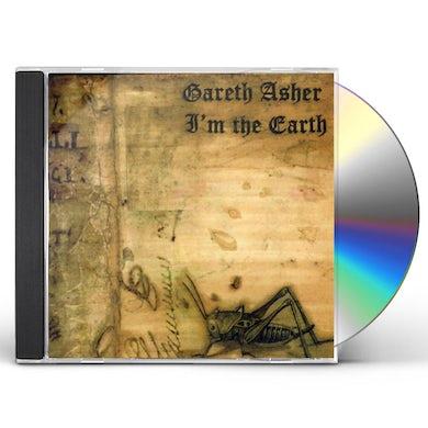 Gareth Asher I'M THE EARTH CD