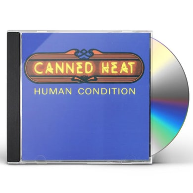Canned Heat HUMAN CONDITION CD