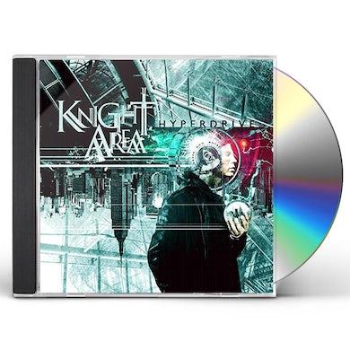Knight Area HYPERDRIVE CD