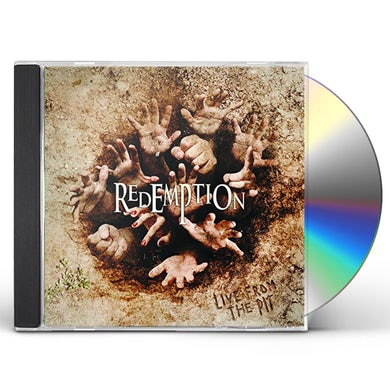 Redemption LIVE FROM THE PIT CD
