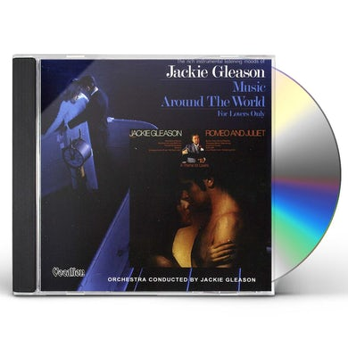 Jackie Gleason ROMEO & JULIET: A THEME FOR LOVERS - MUSIC AROUND CD