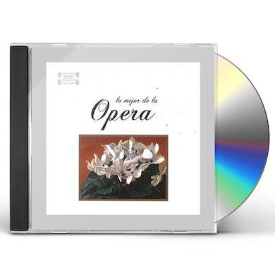 Lo Mejor De La Opera / Various CD