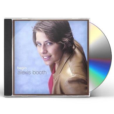 Alexis Booth BEGIN CD
