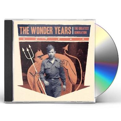 Wonder Years GREATEST GENERATION CD